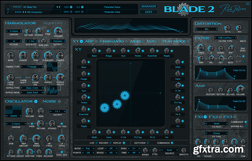 Rob Papen Blade2 v1.0.0 Incl Cracked and Keygen-R2R