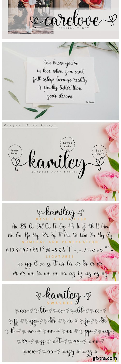 Kamiley Font