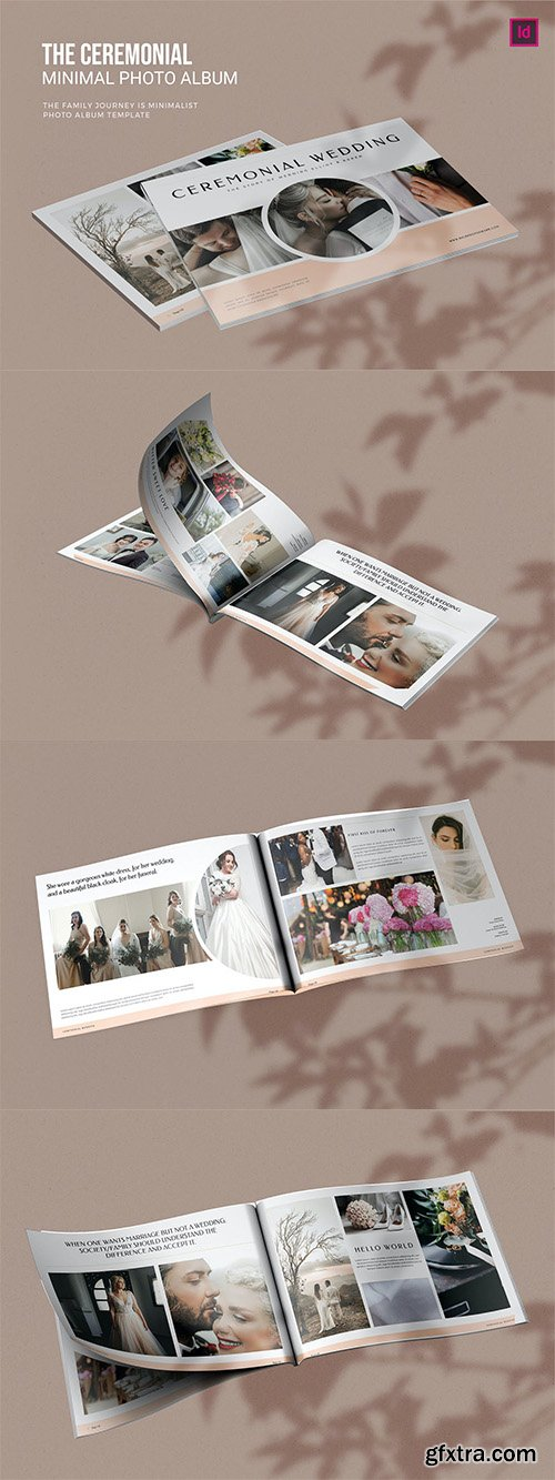 Ceremonial Wedding - Photo Album
