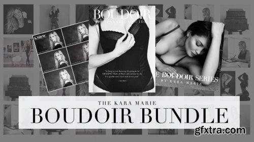 The Portrait Masters - The Kara Marie Boudoir Bundle