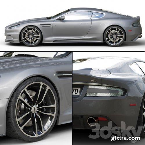 Aston Martin DBS I