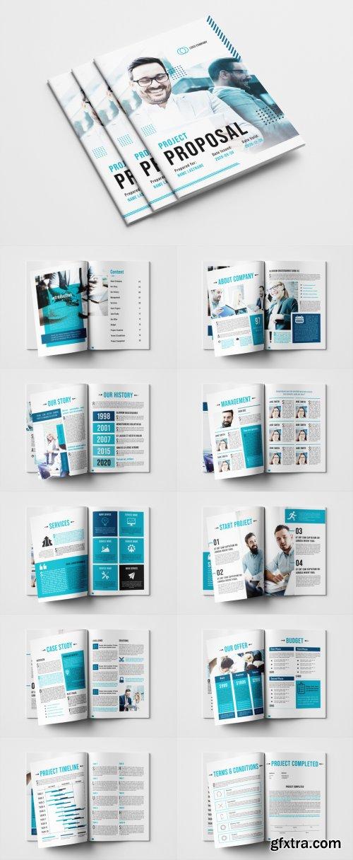 Business Proposal Layout 381947193