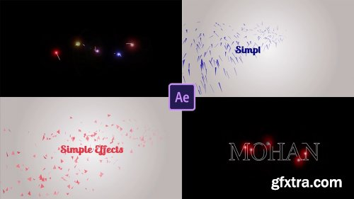 Adobe After Effects CC - Beginners Course (50 Minutes) | Step by Step | Simple Intro Projects