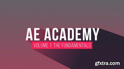 Motion Science – Ae Academy Volume 1 The Fundamentals