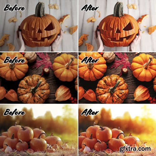 Halloween Adjustments Effect Mockup 385321859