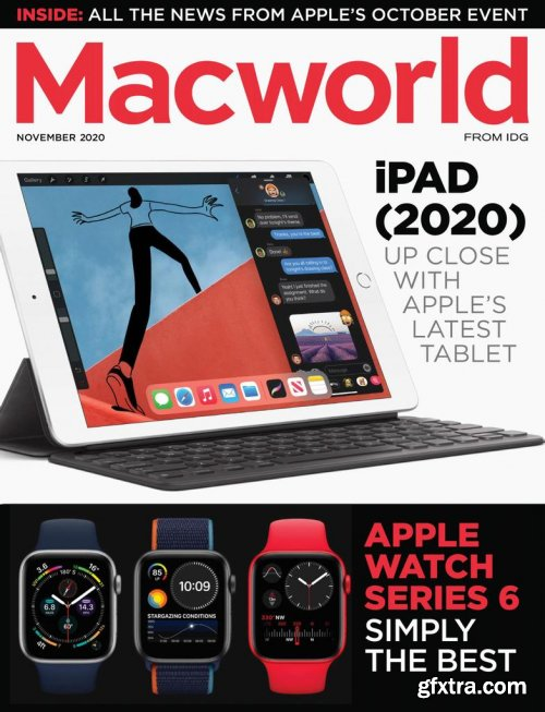 Macworld UK - November 2020