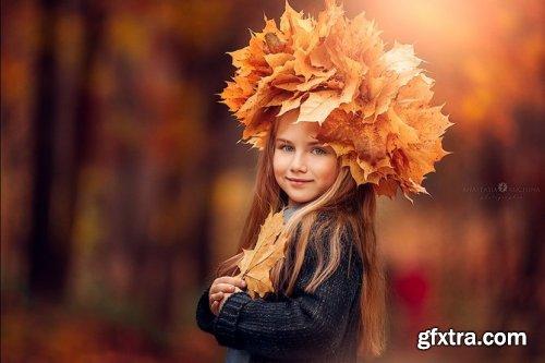 Anastasia Kuchina - Fabulous Autumn: Shooting and Processing + Actions