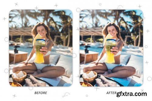 CreativeMarket - Summer Mood - Lightroom Presets 5227405