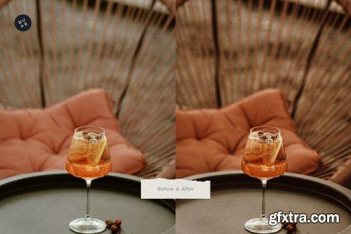 CreativeMarket - Maple Kiss – 5 Lightroom Presets 5483907