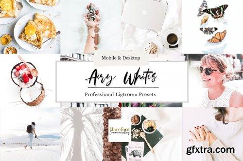 CreativeMarket - Airy Whites Lightroom Presets 4934849