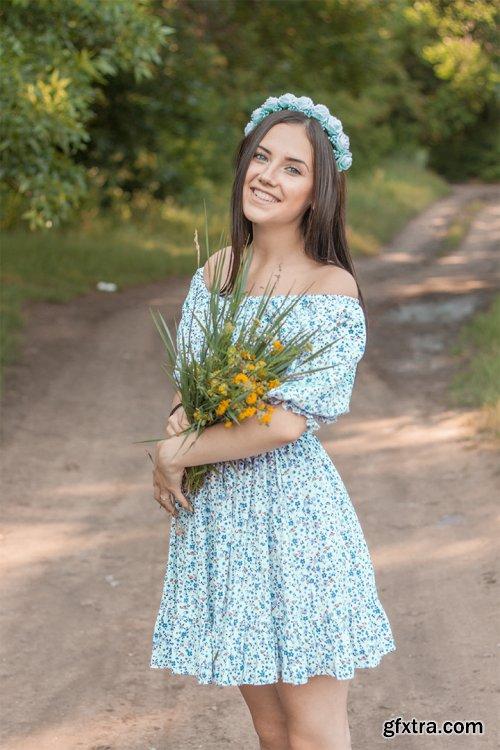 Marina Ulanova - Contrast in the photo. How right and beautiful