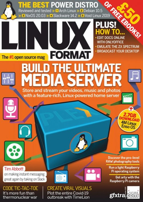 Linux Format UK - Issue 269, November 2020