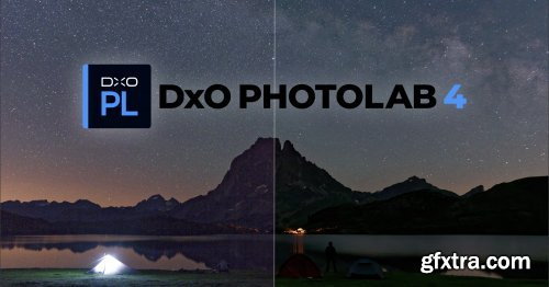 DxO Photo Software Suite (10.2020) Stand-Alone and Plugin for Photoshop & Lightroom WIN