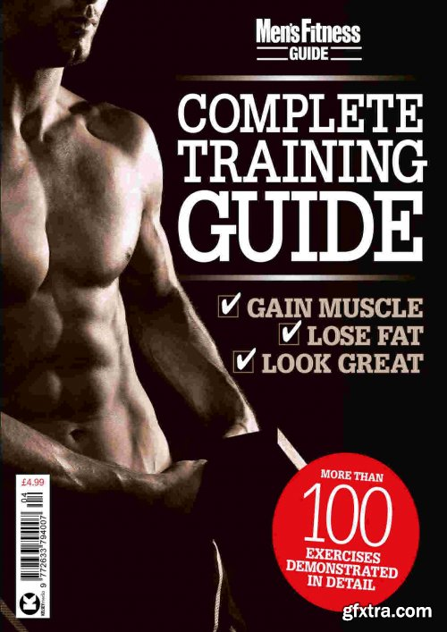 Men's Fitness Guide - Compete Training Guide, 2020
