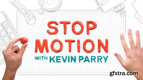 Motion Design School - Stop Motion with Kevin Parry