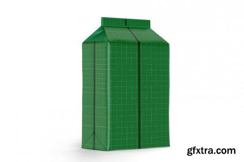 CreativeMarket - Matte Paper Flour Bag Mockup 5514492