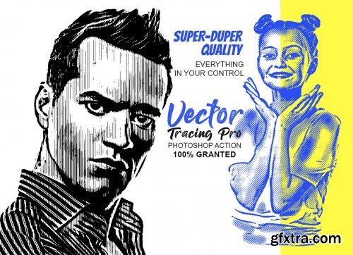 CreativeMarket - Vector Tracing Pro 5099112