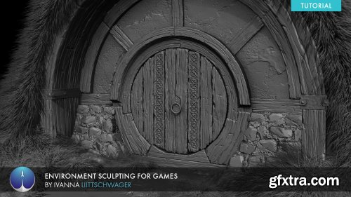 Artstation - Environment Sculpting for Games by Ivanna Liittschwager