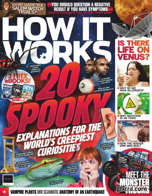 How It Works - Issue 144, 2020