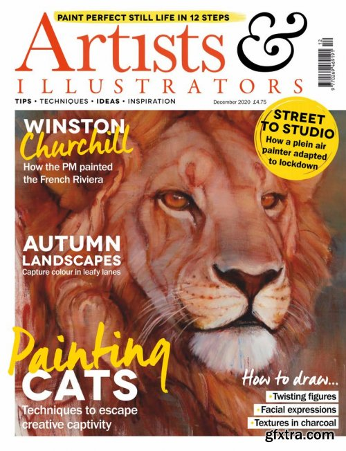 Artists & Illustrators - December 2020