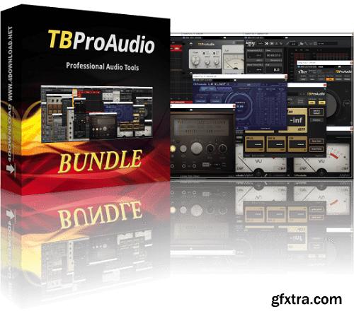 TBProAudio bundle 2021.4 Rev2