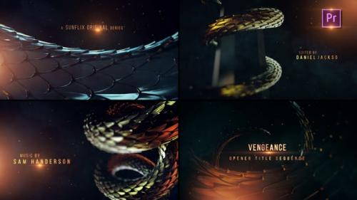Videohive - Vengeance I Opening Title Sequence- Premier PRO