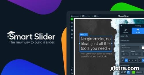 Smart Slider 3 Pro v3.4.1.11 - WordPress Plugin - NULLED + Demo Smart Slider Pro