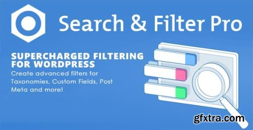 Search & Filter Pro v2.5.1 - The Ultimate WordPress Filter Plugin + Extensions