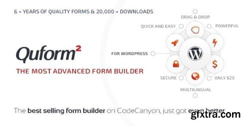 CodeCanyon - Quform v2.12.1 - WordPress Form Builder - 706149 - NULLED