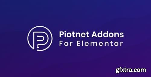Piotnet Addons For Elementor Pro v6.3.33 - NULLED