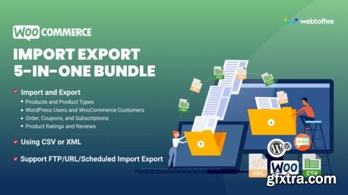 All-in-one WooCommerce Import Export Suite v1.0.2