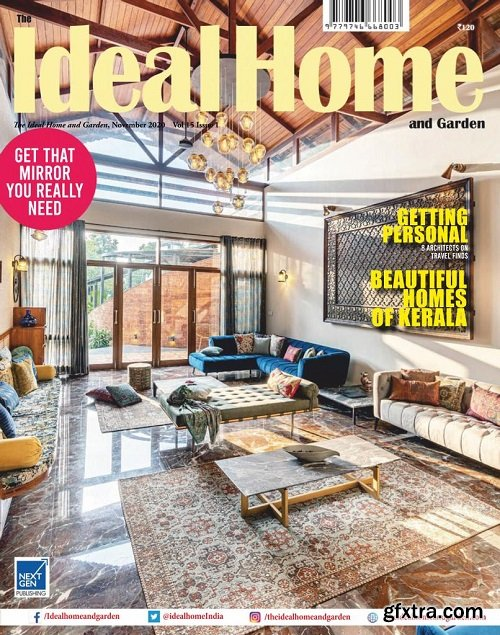 The Ideal Home and Garden - November 2020