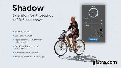 Shadow v1.0.3 Plugin for Photoshop