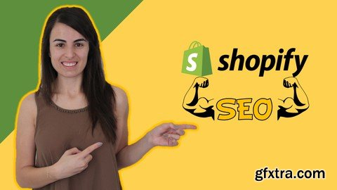 Ecommerce SEO Master Class for Shopify stores 2021