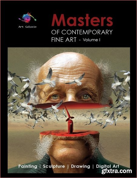 Masters of Contemporary Fine Art Book Collection - Volume I
