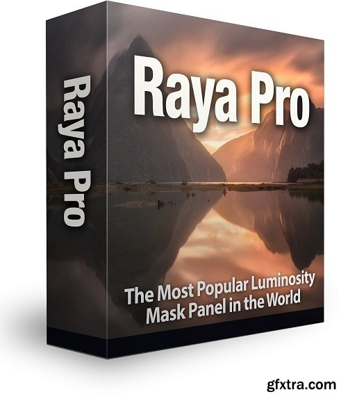 Raya Pro 5.0 - The Ultimate Luminosity Mask Plugin For Photoshop