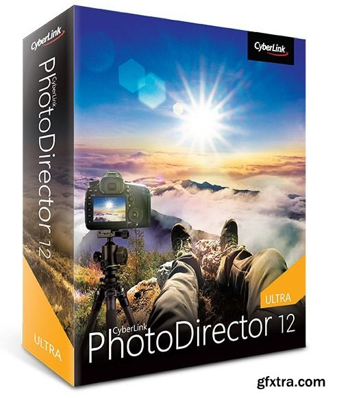 CyberLink PhotoDirector Ultra 12.1.2512.0 Multilingual Portable