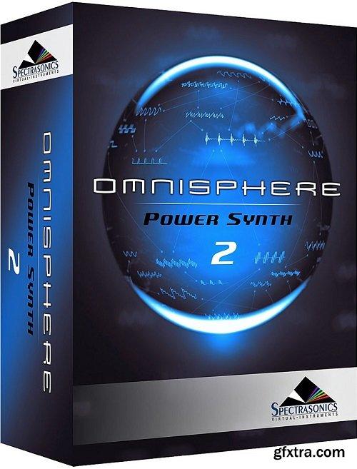 Spectrasonics Omnishere 2 Software Update v2.6.4c MacOSX-NUDiSCO