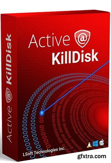 Active KillDisk Ultimate 13.0.7 (x64) Portable