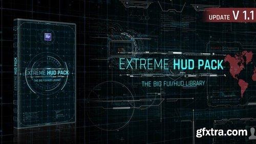 Videohive - Extreme HUD Pack V1.1 - 27636317
