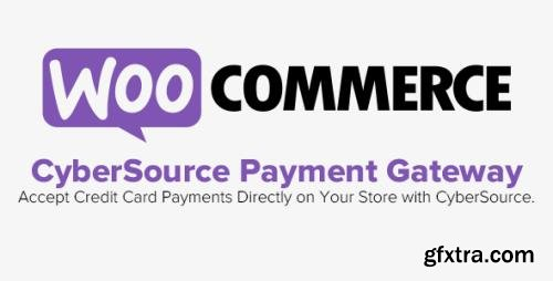WooCommerce - CyberSource Payment Gateway v2.3.1