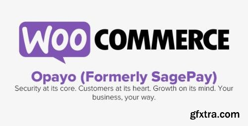 WooCommerce - Opayo (Formerly SagePay) v4.7.12