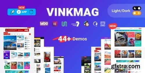 ThemeForest - Vinkmag v3.1 - AMP Newspaper Magazine WordPress Theme - 23103152