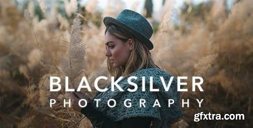 ThemeForest - Blacksilver v8.0 - Photography Theme for WordPress - 23717875