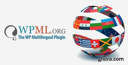 WPML v4.4.5 - WordPress Multilingual Plugin - NULLED + Add-Ons