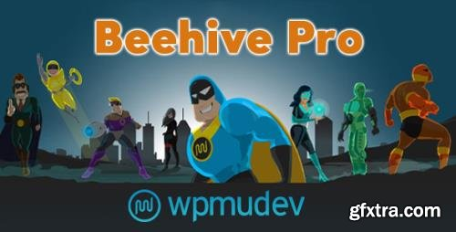 Beehive Pro v3.3.3 - Customizable Google Analytics Dashboards & Reports WordPress