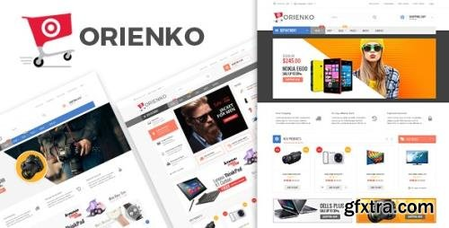 ThemeForest - Orienko v1.4.9 - WooCommerce Responsive Digital Theme - 16919971