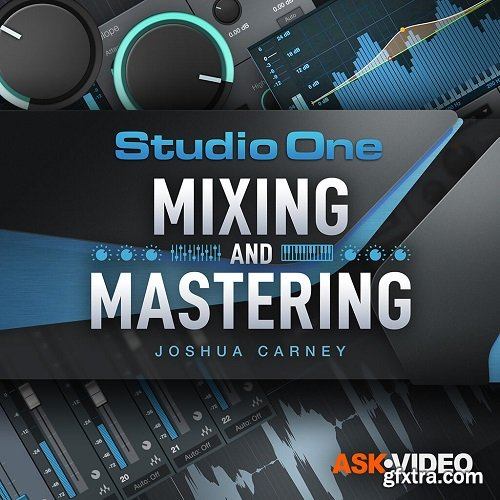 Ask Video Studio One 5 104 Mixing and Mastering TUTORiAL