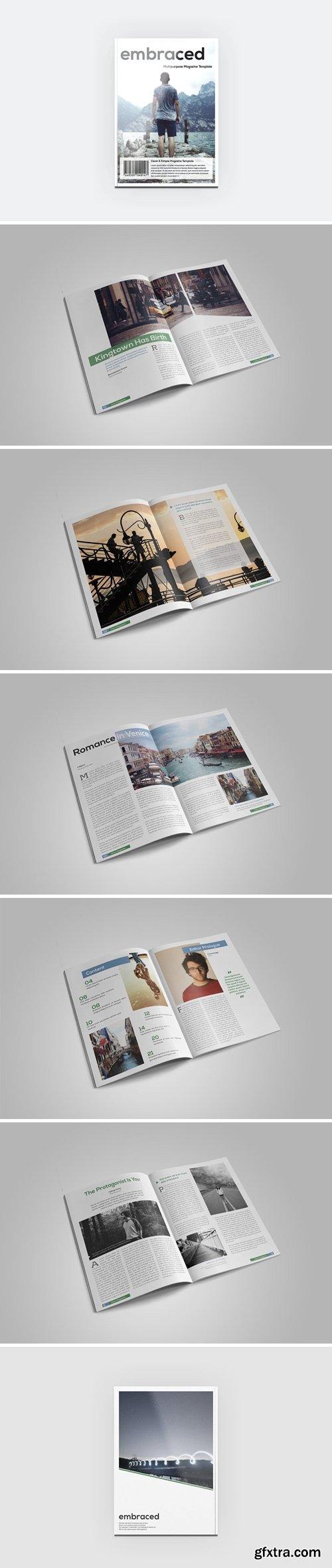 HQ - Embraced Magazine V10