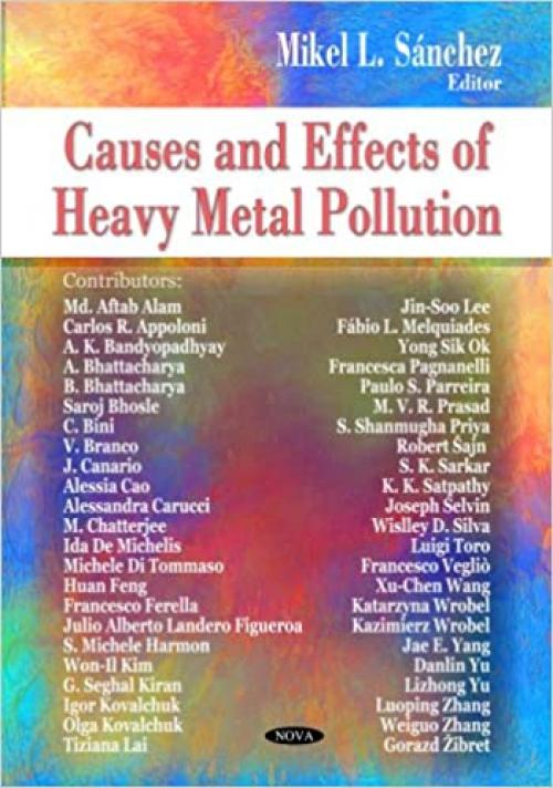 Causes and Effects of Heavy Metal Pollution